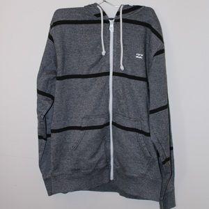 Billabong Zip-Up Sweater